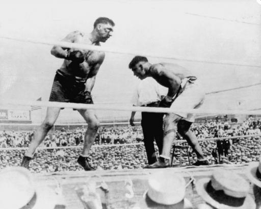 TEAM DIEGO RODRIGUEZ - Dempsey-VS-Willard el combate de boxeo mas brutal de la historia